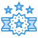 medal, reward, star, badge, award