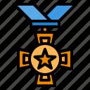 medal, reward, badgeprize, award, star