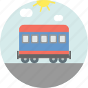 carload, train, trolleycar, wagon icon