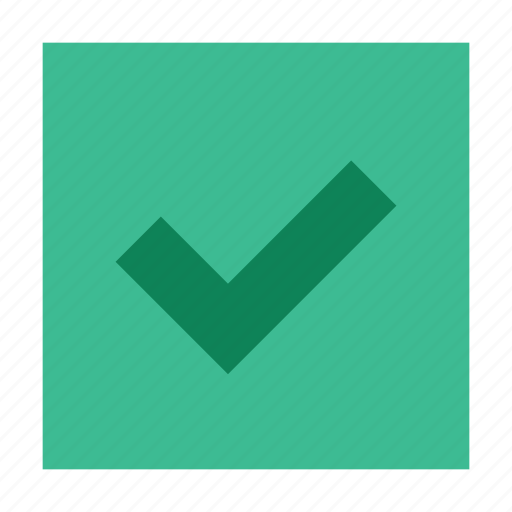 accept, approve, check, checkbox, success, tick, yes icon