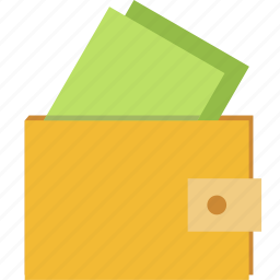 bank, cash, coin, dollar, money, payment, purse icon
