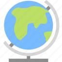 earth, globe, ground, land, planet, sphere, terra icon