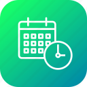 calendar, date, deadline, game, schedule, time, timer icon