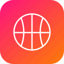 ball, basket, basketball, game, nba, olympic, sports icon