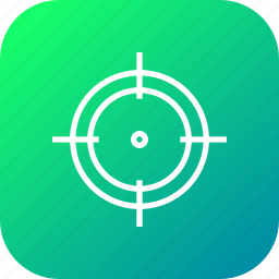 aim, airshooting, bullseye, game, olympics, rifle, shooting icon