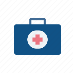 briefcase, healthcare, hospital, kit, medical, medicare icon