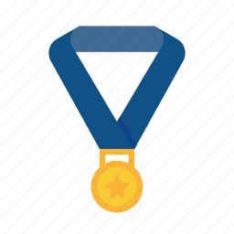 award, medal, performance, position, reward, star, winner icon