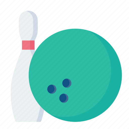 bowling, game, pins, play, sport, sports icon
