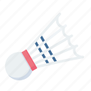 badminton, game, olympic, shuttlecock, sports icon