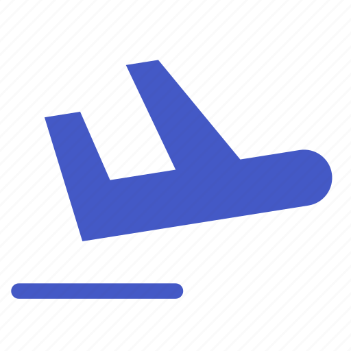 airport, flying, holiday, plane, travel, vacation icon