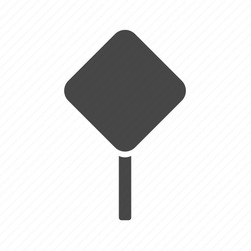 road, road sign, sign icon