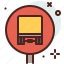 car, distance, heavy, transport, travel icon