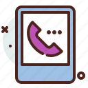distance, phone, transport, travel icon
