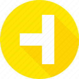 road, side, sign, warning icon