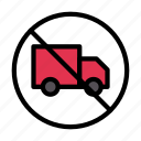 notallowed, truck, heavyvehicle, stop, sign