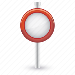 direction, forbiden, navigation, road icon