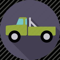 automotive, car, pickup, traffic, transport, truck, vehicle icon