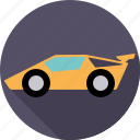 automotive, car, luxury, sports car, super, transport, vehicle icon