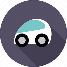 automotive, car, electric, micro, traffic, transport, vehicle icon