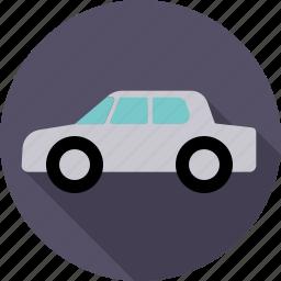 automobile, automotive, car, limousine, traffic, transport, vehicle icon