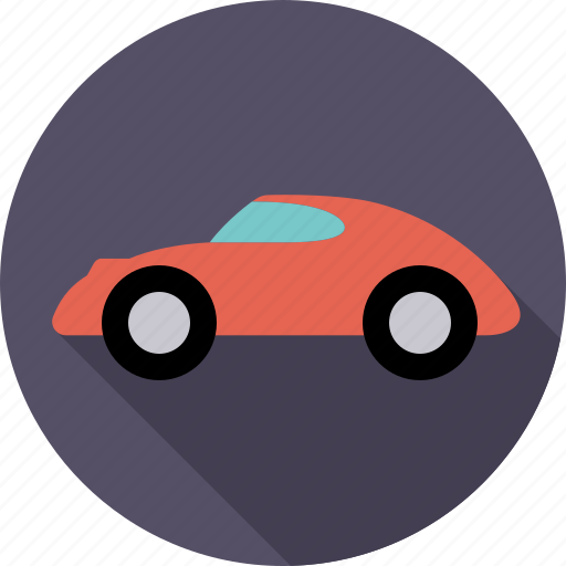 Automobile, automotive, car, sports car, traffic, transport, vehicle icon - Download on Iconfinder