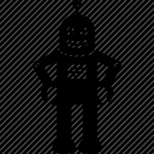 Happy, robot icon - Download on Iconfinder on Iconfinder