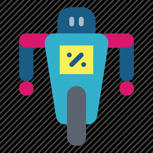 machine, miscellaneous, robot, technological, wheel icon