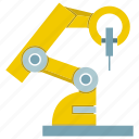 automate, industrial, machine, manufacture, production, robot, robotic hand