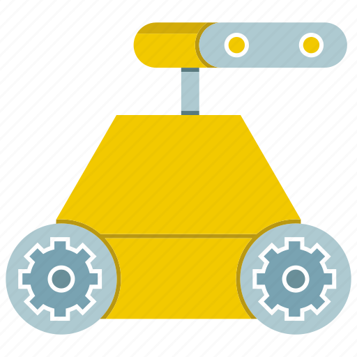 Automate, machine, manufacture, rescue robot, robot, robotic hand, technology icon - Download on Iconfinder