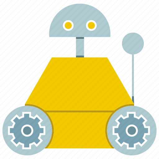 automate, machine, manufacture, rescue robot, robot, robotic hand, technology icon