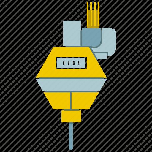 automate, machine, manufacture, mechanical, production, robot, robotic hand icon