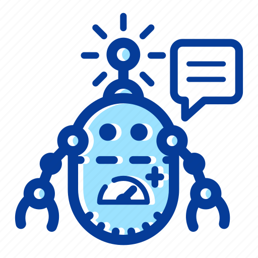 electronic, engineering, machine, message, robot, robot toy, robotic icon