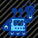 diamond, engineering, machine, robot, robotic, technology, toy