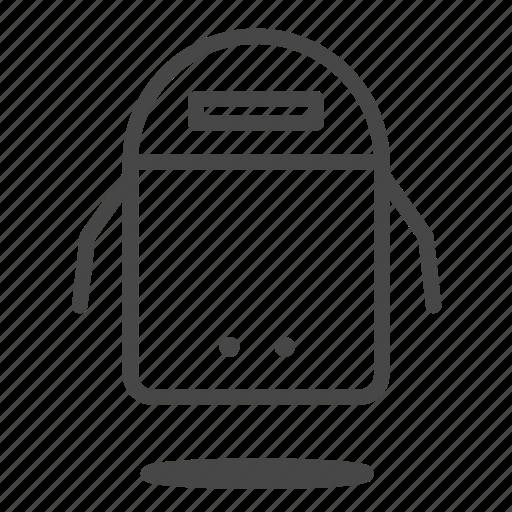 Automaton, futuristic, machine, robot, robotic icon - Download on Iconfinder