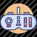 control, control panel, controller, controls, game controller, gamepad icon
