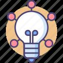 creative, creative technology, idea, light bulb, productivity, technology