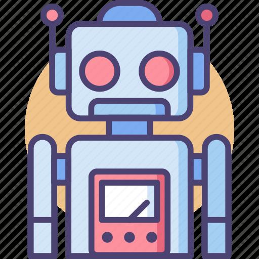 bot, robot, robotics icon
