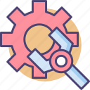 kit, robot, robot kit, tool, toolkit, wrench icon