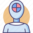 dummy, test, test dummy icon
