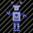 humanoid, machine, robot, toy