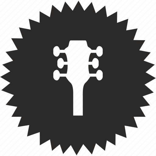 guitar, instrument, music, play, sound icon