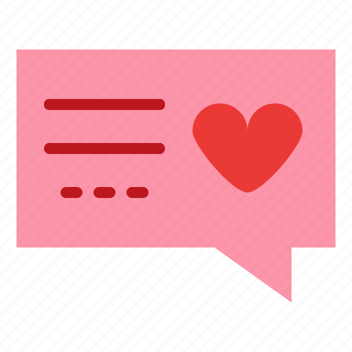 chat, dating, love, romance icon