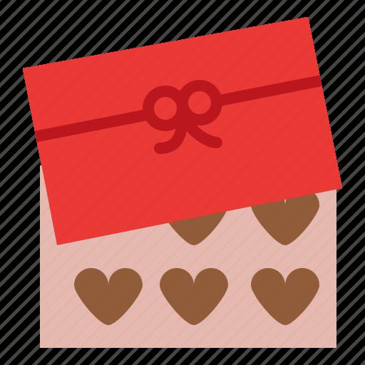 Chocolate, love, romance, valentine icon - Download on Iconfinder