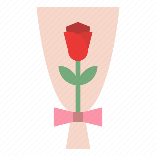 Dating, flower, romance, rose icon - Download on Iconfinder