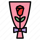 dating, flower, romance, rose