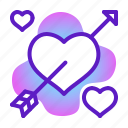 heart, love, marriage, romance, valentine, wedding icon