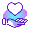 heart, love, marriage, romance, romantic, valentine, wedding icon