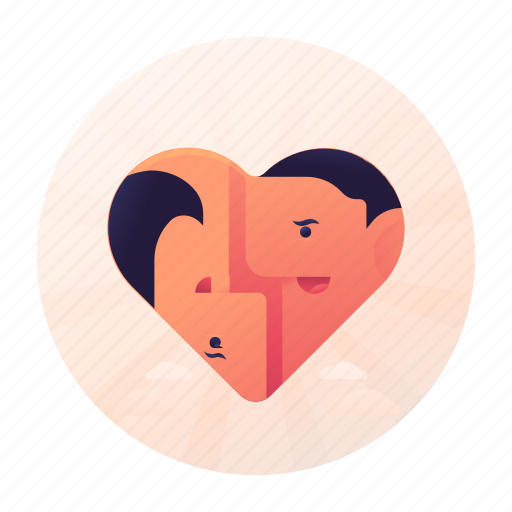 Dating, heart, man, woman icon - Download on Iconfinder