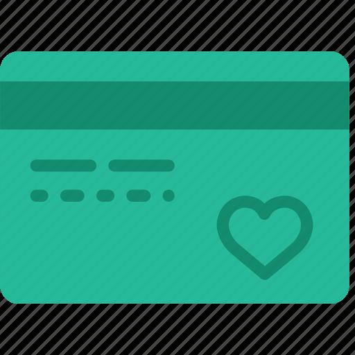 card, credit, lifestyle, love, romance icon