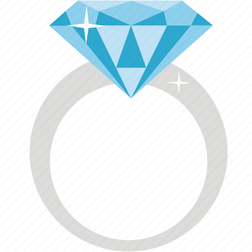 diamond, engagement, marriage, proposal, ring, wedding icon